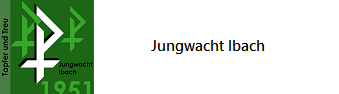 Jungwacht Ibach